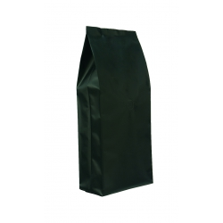 2.2lb Gusseted Bag- Matte Black with Italy Valve(FQ-301M05A)