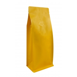 1 lb Box Pouch-Matte Yellow with Valve(FQ-16809MD)