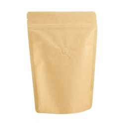1/4lb Stand Up Bag - Kraft with Valve(FQ-24107D)