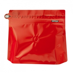 Japan Imported Stand Up Bag-Glossy Red-200g(JF-010637D)