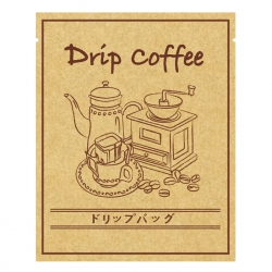 Drip Coffee Bag-Coffee Appliance Pattern(FQ-37307)