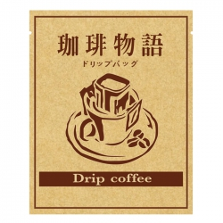 Drip Coffee Bag-Coffee Story Pattern(FQ-37407)