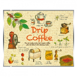 Drip Coffee Bag-Grow Up Pattern(FQ-392)