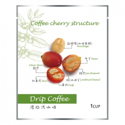 Drip Coffee Bag-Coffee Cherry Pattern(FQ-312)