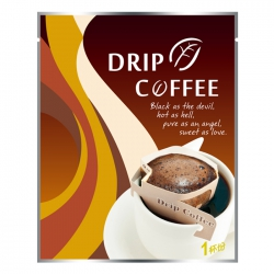 Drip Coffee Bag-Brown(V Type Filter)(FQ-379)