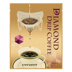 Drip Coffee Bag-Kraft(Diamond Type)(FE-39907)