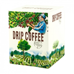 Drip Coffee Box-Pastoral Harvest Pattern(FQ-387)