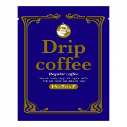 Japan Series Drip Coffee Bag-Blue(FQ-35102)