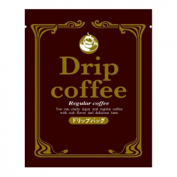 Japan Series Drip Coffee Bag-Brown(FQ-35104)