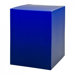 Matte Plain Series Drip Coffee Box- Layered Blue(FQ-385M02)