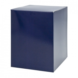 Glossy Plain Series Drip Coffee Box-Blue(FQ-38502)