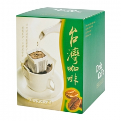 Brew-Up Taiwan Coffee Series Drip Coffee Box-Green(FQ-366A台灣
