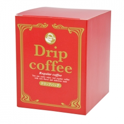 Japan Series Drip Coffee Box-Red(FQ-36103)