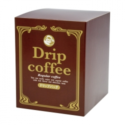 Japan Series Drip Coffee Box-Brown(FQ-361004)
