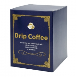Euro Series Drip Coffee Box-Blue(FQ-36202)
