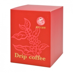 Fruit Series Drip Coffee Box-Red(FQ-381MD03)