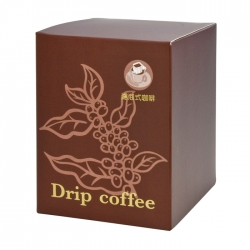 Fruit Series Drip Coffee Box-Brown(FQ-381MD04)