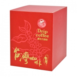 Fruits Series Drip Coffee Box-Red(FQ-381M台灣03)