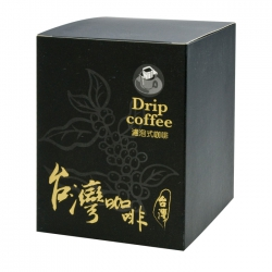 Fruits Taiwan Coffee Series Drip Coffee Box-Black(FQ-381M台灣0