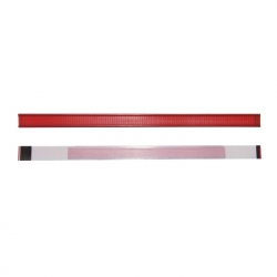 "5.5"" Tin Tie-Red(FQ-51403)"