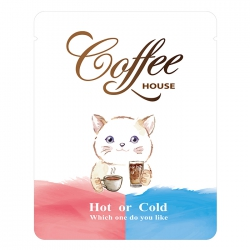 Cold Brew Coffee Bag-Cat Pattern(FQ-425)