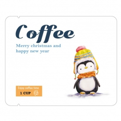 Drip Coffee Bag-Christmas Penguin Pattern(FQ-330)